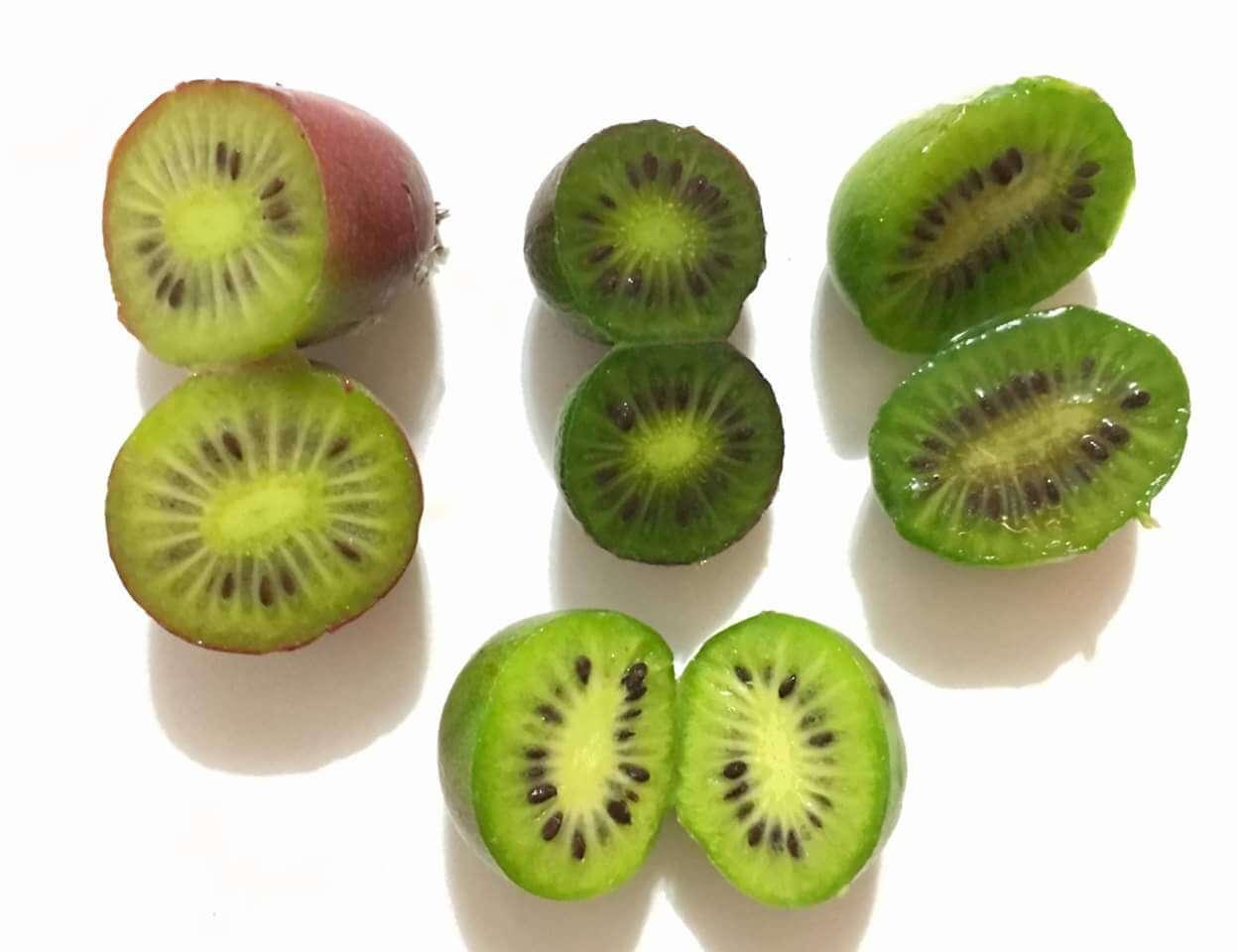 Fruto del kiwiño