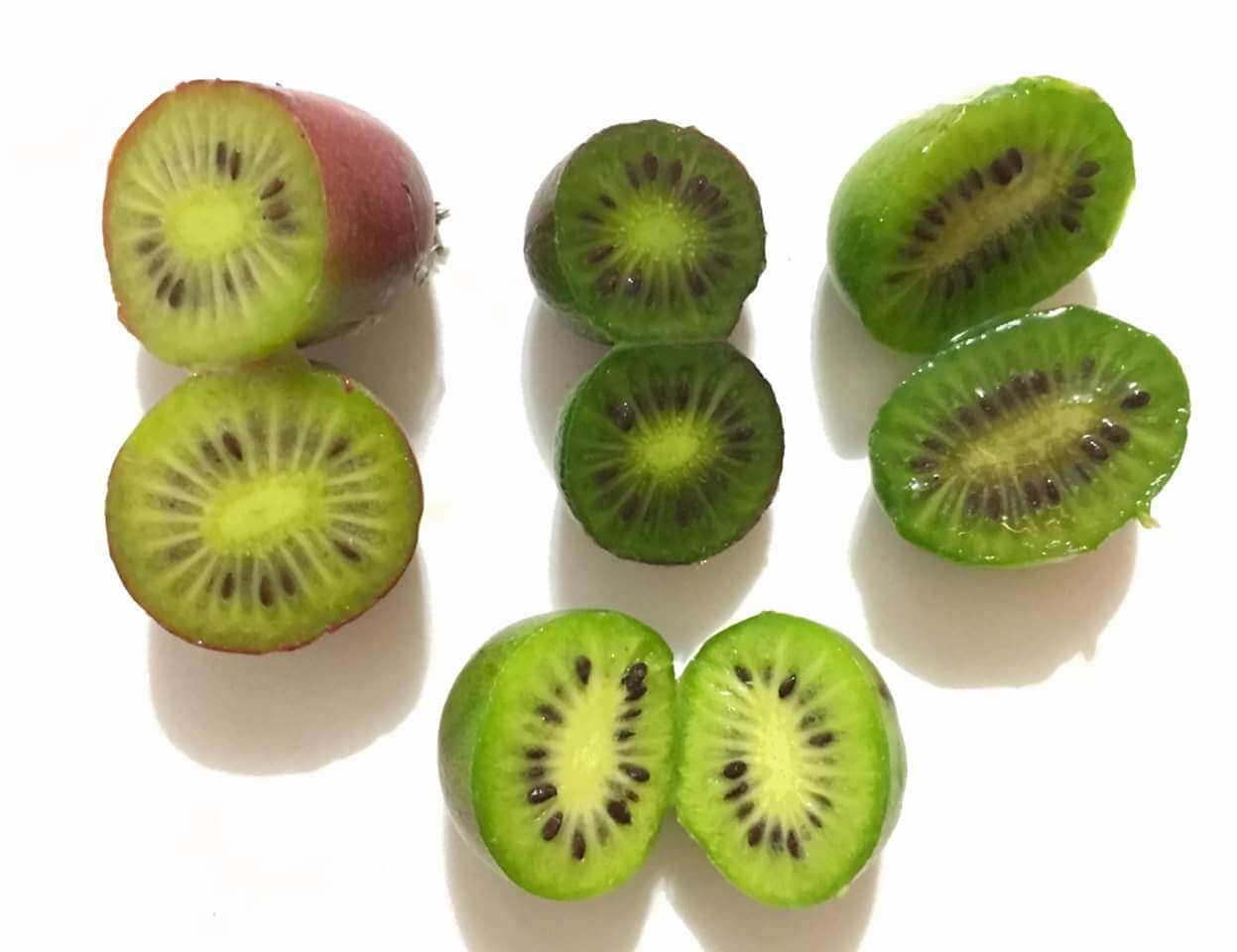 Beneficios de comer mini kiwi